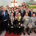Rev. Y.H. Lee, The Senior Pastor of Yoido Full Gospel Church